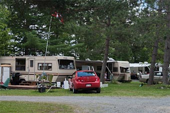 Lake George Campground