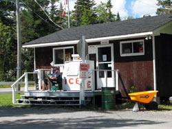 Lake George Campground Canteen