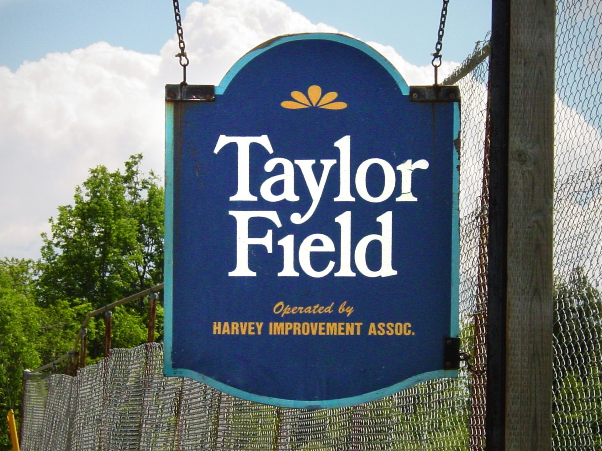 Taylor Field, Harvey Lake Road