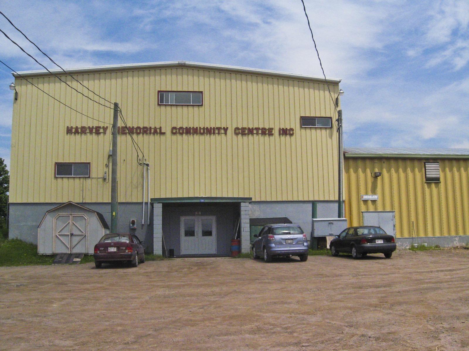 Harvey Memorial Community Center