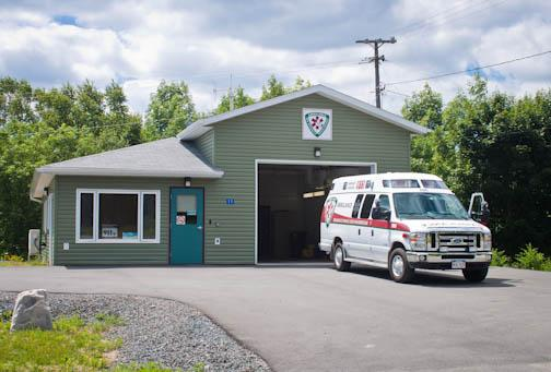 Harvey Ambulance Bay