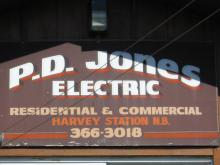 P.D. Jones Electric: Residential & Commercial